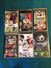 Pack 12 Juegos PSP
