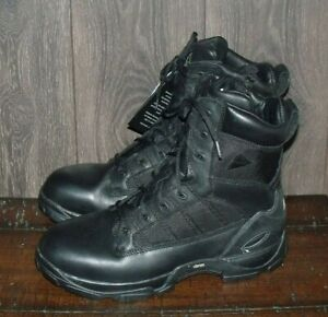 NWOB Thorogood Tactical Boots SZ 14W Omega Side Zip Sniper Waterproof