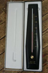 60er 70er Thermometer Werbeartikel Weidemann Diemelsee - Flechtdorf  Hoflader