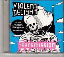 (FH915) Violent Delight, Transmission - 2003 CD