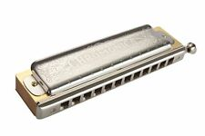 Harmonica Chromatic Hohner Super Chromonica 270/48,C,D,E,F,G,A,B,BB,C Low