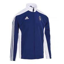 adidas MT14 Real Zaragoza FC Pres Jacket 2016/17 BI1662~Mens~Football~S to 2XL