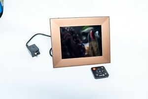Nixplay W10F 10.1in. Smart Digital Photo Frame - Black