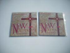 SIMPLE MINDS  / NEW GOLD DREAM  --  European cd mini LP open