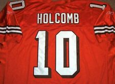 VTG AUTHENTIC KELLY HOLCOMB CLEVELAND BROWNS REEBOK ALTERNATE JERSEY 56 RARE!