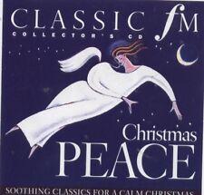 CHRISTMAS PEACE: CLASSIC FM CD (2004) HANDEL BRUCKNER BACH LISZT PALESTRINA ETC