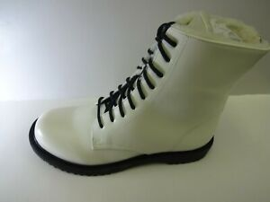 Shellys London Chelsea Winter Boot - Kartes, White, US Size 9