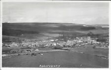 Old Postcard Real Photograph View Of Abbotsbury