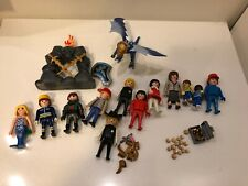 Playmobil Action Figure & Accessories Lot
