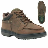 New Timberland Gore-Tex Waterproof Classic Trekker Men Boot-Shoes Brown 37042
