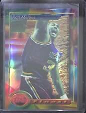 1993-94 Topps Finest Basketball Refractor #215 Karl Malone