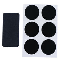 Cycling bike puncture patches repair kit tire tyre tube glueless patche_ws