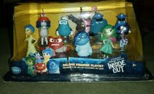 Disney Store Exclusive Inside Out Deluxe Figure Set of 10,boxed, retired & rare