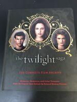the twilight saga the complete film archive