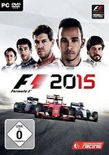2015 f1 (PC, 2015 solo il Steam Key Download Code) non solo DVD Steam Key Codice
