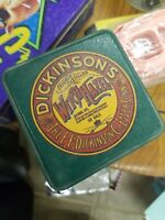 Vintage Dickinson's Double Distilled Witch Hazel Collectible Tin