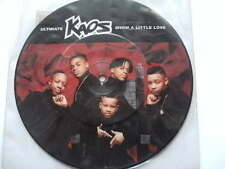 KAOS 1995<PICTURE DISC<SHOW A LITTLE LOVE<7INS SINGLE RECORD JUKEBOX