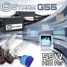 Slim 55W Xenon Hi / Lo Dual HID Kit Head Light 6000K White - 9007 HB5 (B)