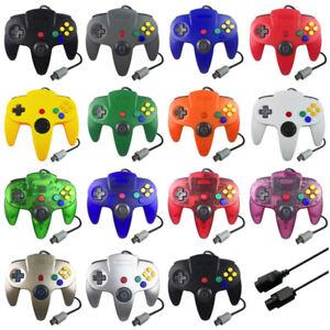 Controller * GamePad * Kontroller in versch. Farben für Nintendo 64 / N64 (NEU)