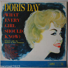 Doris Day LP record - What Every Girl Should Know