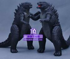 "Godzilla - New Bandai Japan Monsters 7"" Action Figure 2014 Movie Toys Set Gift"