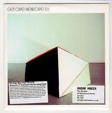 (GQ934) Get Cape Wear Cape Fly, 11 track album - 2010 DJ CD