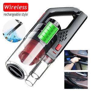 Wireless Vacuum Cleaner Hoover Car Home Cleaner Wet/Dry Handheld