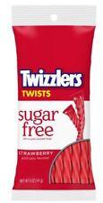 Twizzlers Twists Sugar Free Strawberry