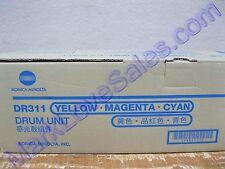 A0XV-0TD A0XV0TD DR311 Y.M.C Konica Minolta C220 C280 C360 Color Drum Unit
