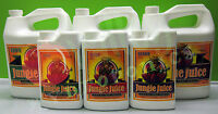 Advanced Nutrients JUNGLE JUICE 3-Part Base 1L 4L: JJ GROW JJ MICRO JJ BLOOM AN