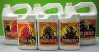Advanced Nutrients JUNGLE JUICE 3-Part Base 1L 4L: JJ GROW JJ MICRO JJ BLOOM AN