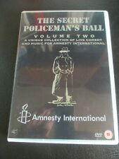 DVD Amnesty Int. BALL Vol.2 Comedy+Music STING (The Police) PHIL COLLINS Genesis