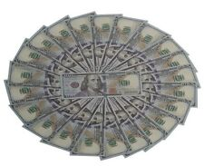 Prop/Replica Money/Movie Money/Gag Money/TV Money/$10,000/1 Stack Of 100pcs