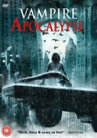 The Vampire Apocalypse DVD NEW Horror Scary movie GIFT IDEA