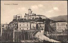 cartolina NOZZANO panorama di..