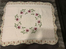 Jcp Home Expressions Lynette Quilted Standard Pillow Sham 21�x27� Multi