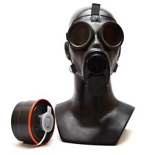 Genuine Swiss army gas mask SM-67 nato standard filter full kit military NEW