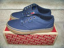 Vans Atwood Men's US Size 7 Navy Gum Sole Canvas Skate