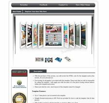 eBay HTML Auction Template Listing Seller Tool - No Active Content Version RS2D