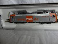 """Märklin 36615 E - Lok der Baureihe 185,5 der """"hvle"""" in einer Märklin Verpackung"""