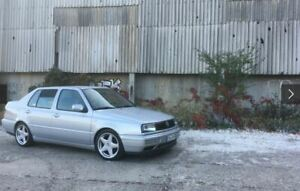 Azev C alloy wheels, BMW e30  4x100 16inch Vw Golf Polo Lupo