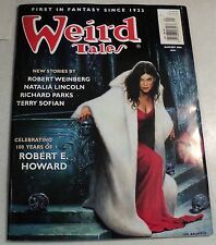 Weird Tales - Aug/Sep 2006 - Brian Stableford - 100 Years of Robert E Howard
