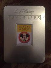 Walt Disney Treasures 1956-1957 Mickey Mouse Club 2 DVD Set Tin