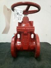 Nibco F-619-RWS 4 In Pipe Size 300 Max PSI CWP Ductile Iron Gate Valve
