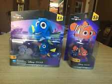 New listing Disney Infinity Finding Nemo and Dory Figures