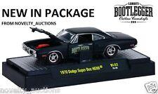L18 32600 Bl02 M2 Machines Bootlegger 1970 Dodge Super Bee Hemi 1:64