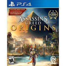 NEW! ASSASSIN'S CREED: ORIGINS (Sony PlayStation 4, PS4 Disc 2017) *PLEASE READ*