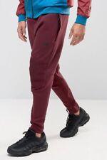 Nike Tech fleece Panneau Track Homme Pantalon Marron-S - 805658 681