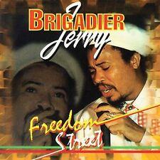 BRIGADIER JERRY-FREEDOM STREET  CD NEW