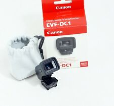 Canon EVF-DC1 Electronic Viewfinder PowerShot G3 X G1 X Mark 2 EOS M3 M6 II